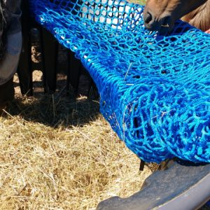 Slow Feed Hay Net for your Hay Basket