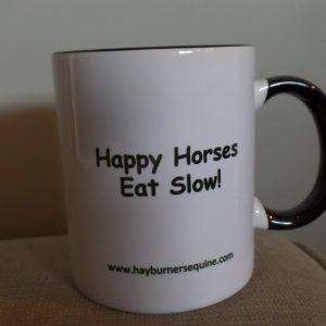 Hay Burners Equine Coffee Mug