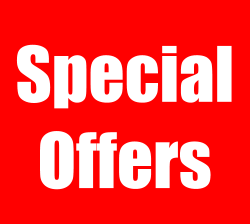 Special Offers- Clearance